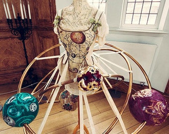 The Greenwich Orrery Dress