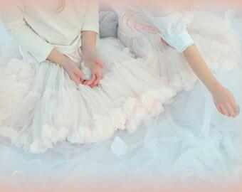 Pettiskirt, Cashmere Pink Pettiskirt, Girls Size 6 - 10