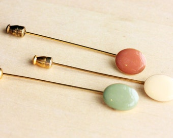 Colors Stickpin Set