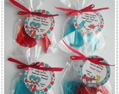 20 Fish Soap Party Shower Favors (Tags Included)