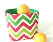 Small Christmas Basket, Card Holder, Gift Basket