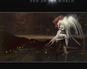 Afterlight: End of the World - Fantasy Angel Apocalypse Graphic Novel