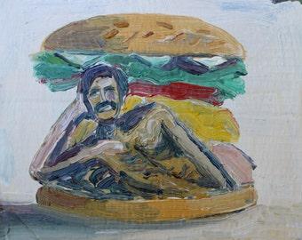 Burt Reynolds   Burger