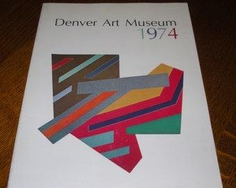 Denver Art Museum 1974