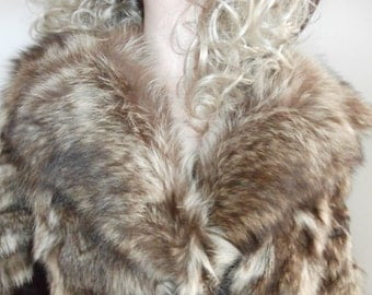Womens  Fur & Leather  80's  Strode Of Louisville Fur Coat Womens Vintage Fur Jacket
