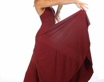 MARIBEL Dress, Flamencita design, Professional flamenco spanish dress ,Size M. tribal fusion.