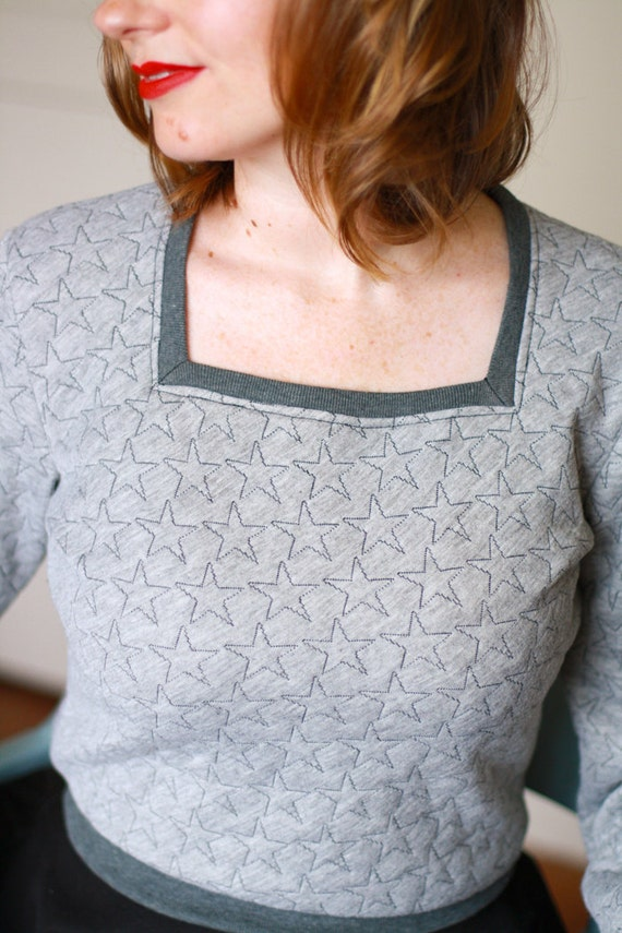 Enid top by Jennifer Lauren Vintage