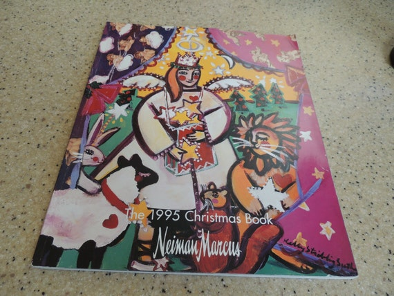 Items similar to 1995 neiman marcus christmas catalog on etsy for Neiman marcus christmas cards
