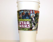 Star Wars in Plum Coffee Sleeve