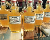 Will you be my Groomsman - Wedding Groomsman Liquor Labels - Will you be my Best Man - Groomsmen - 6 labels