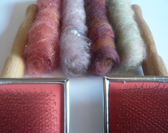 Wool Carders - Hand Carders (pair)