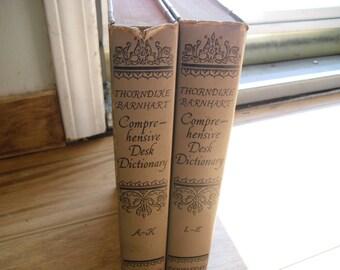 Thorndike Barnhart Comprehensive Desk Dictionary