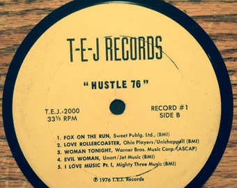 Hustle 76 Coaster