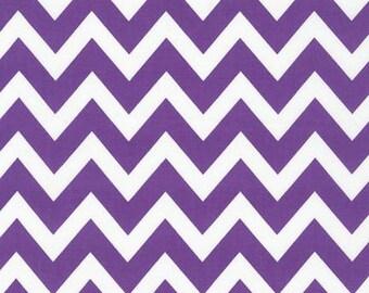 Remix Chevron Purple- Robert Kaufman
