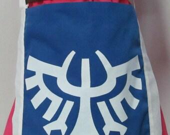 Legend of Zelda Skyward Sword Princess Zelda Child Size Side Skirt Sash