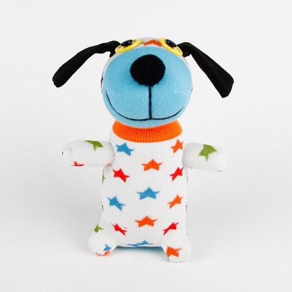 Clearance Handmade Sock Dog Stuffed Animal Doll Baby Toys