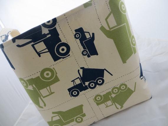 Storage bin, laundry hamper, hamper, truck bin, Toy storage, Trucks ...