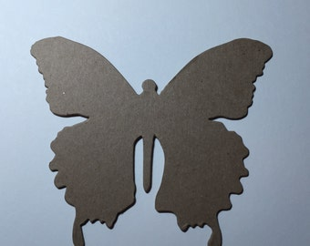 Large Butterfly Die Cut set of 6