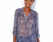 Misses' Loose Fitting Pullover Tunic Tops Pattern, McCall's Sewing Pattern 7094