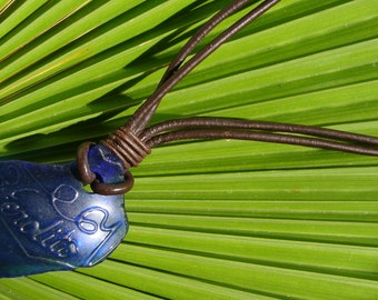 Dawn Patrol Beach Glass Necklace