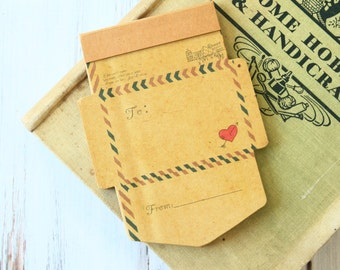 diy envelope book instructions pdf