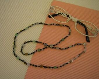 PRETTY / LOVE U MUM  ...  Glasses Straps /  Necklace  ...  Natural Jade Handknotting Jewelry