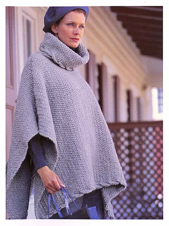 Vogue Knitting Patterns For Hats : 60 Vogue Knit Patterns Scarves Hats Ponchos by ThePrairieRose