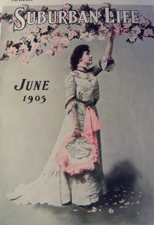 1926 McCall's Magazine Cover ~ McMein, Queen Victoria ...  Victorian Magazine Covers