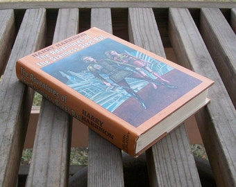 Vintage book The Adventures of the Stainless Steel Rat by Harry Harrison 1972 Science Fiction