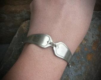 Antique Silverware Bracelet, SIlverware Bracelet