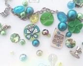 Where art thou, woman's MJC button charm bracelet