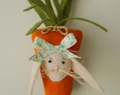 Carrot Top Bunny