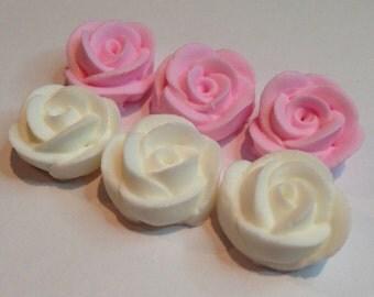 Lot of 100 mini roses