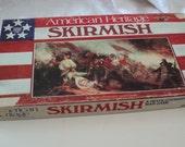 1970s American Revolution Game Skirmish American Heritage Milton Bradley 1975