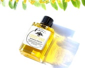 Linden Moon - botanical perfume glowing with Linden, Jasmine, Woods - 100% natural, vegan, 5 ml