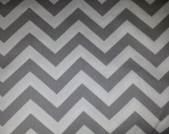 Premier Print/Gray/White Chevron (ZigZag) Home Decor Fabric   6.99 per yard