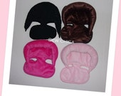Add A Coordinating Minky Infant Baby Headrest Support Pillow to Your Cover Order