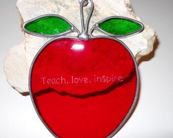 Apple for your Teacher?