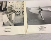 Marilyn Monroe The Last Photos 25th Anniversary Limited Edition Photos 1987 SALE!!!!!