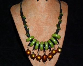 Hemp Necklace Holly