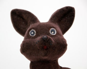 Very lovely russian soft toy RABBIT from USSR, 70s