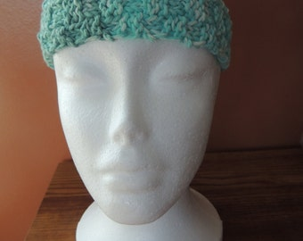Clearance Adjustable Crochet Headband / Fits Toddler To Adult / Ready To Ship
