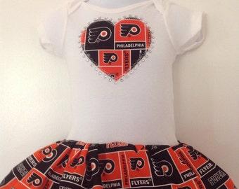 Philadelphia Flyers Infant Dress