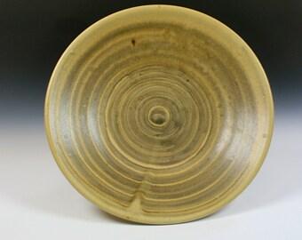 Gold Dinner Plate