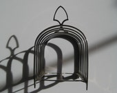 Vintage Silverplated Toast Rack Collectible EPNS Duchess R Plate Desk Organizer