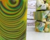 Anjou Pear Handcrafted Artisan Soap, vegan