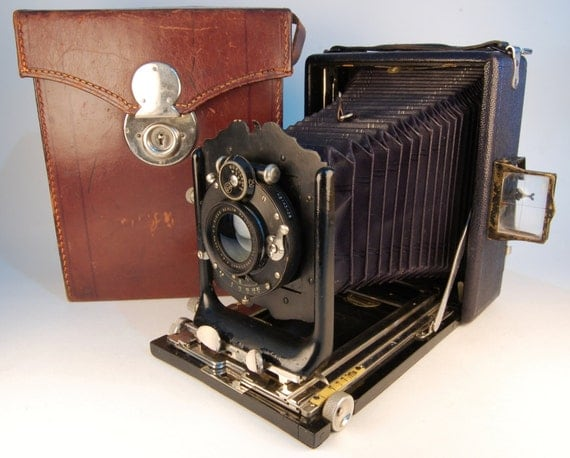 Sheet Film Camera And Sheet Film Camera