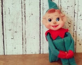 1960's Vintage Elf on the Shelf