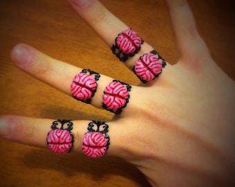 Adjustable Brain Ring