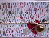 Valentine card-You Have My Heart